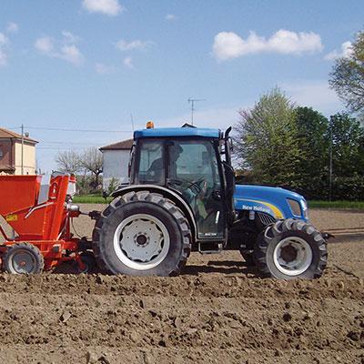 Картофосадачни машини